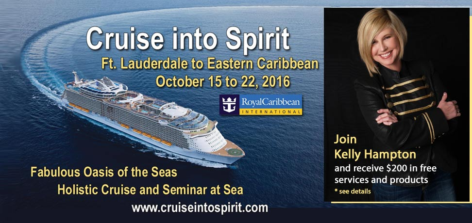 Cruise into Spirit