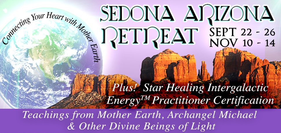 Sedona Arizona Individual and Couples Soul Journeys Sept and Nov. 2016.
