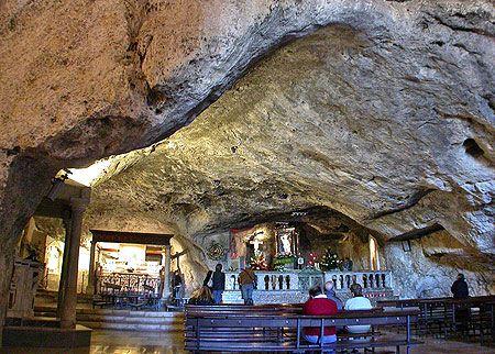 sanctuary of Archangel Michael
