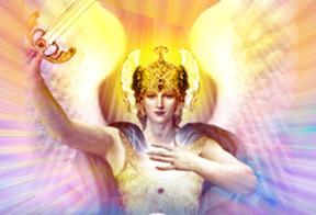 Kelly Hampton - Archangel Michael