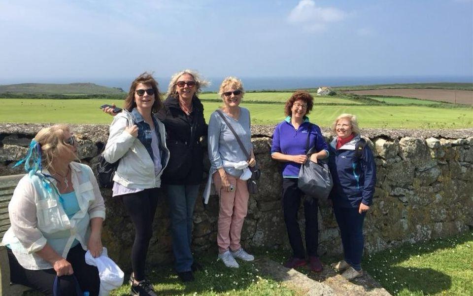 Kelly Hampton Glastonbury Spiritual Retreat