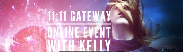 Kelly Hampton 11:11 Gateway Online Event