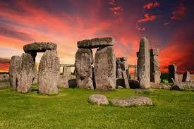 Stonehenge, in England