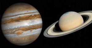Kelly Hampton Jupiter Saturn Conjunction