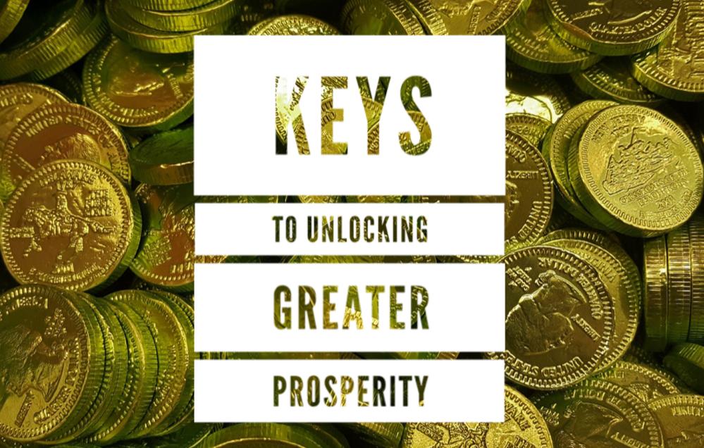 Kelly Hampton Keys to Unlocking Prosperity