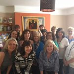 Kelly Hampton Glastonbury Retreat Group