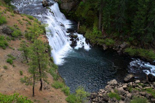 Magical McCloud Falls